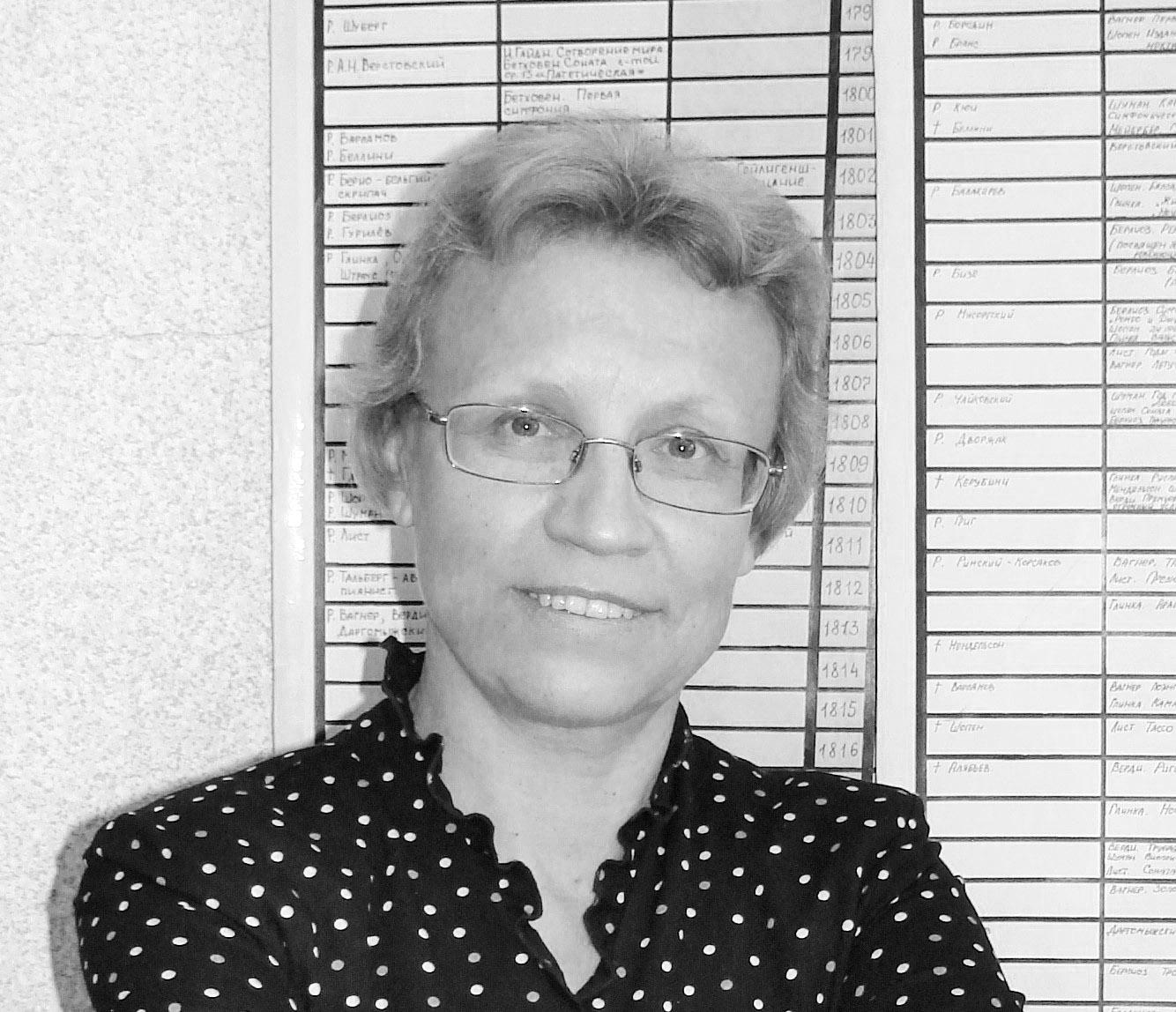 Нина Дроздецкая